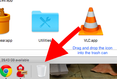 How To Uninstall Just About Anything From Your Mac movevlc