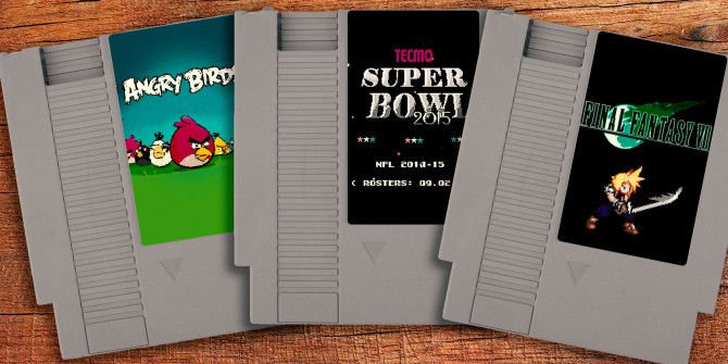 9 NES Homebrew Carts You Won't Believe Exist