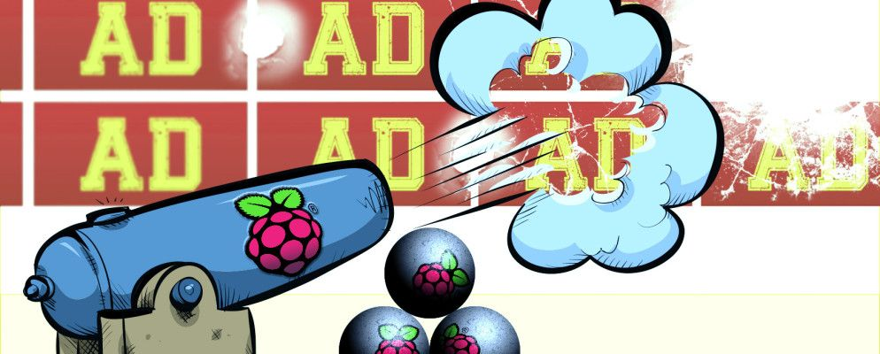 Adblock Everywhere: The Raspberry Pi-Hole Way