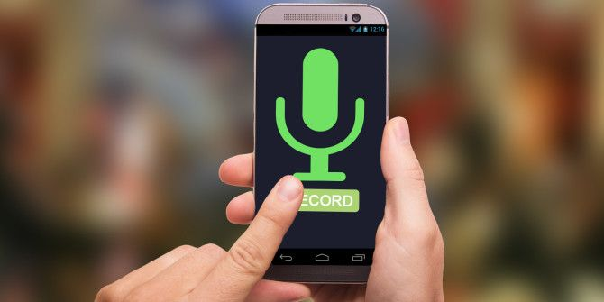 What's the Best Voice Recording App for Android?