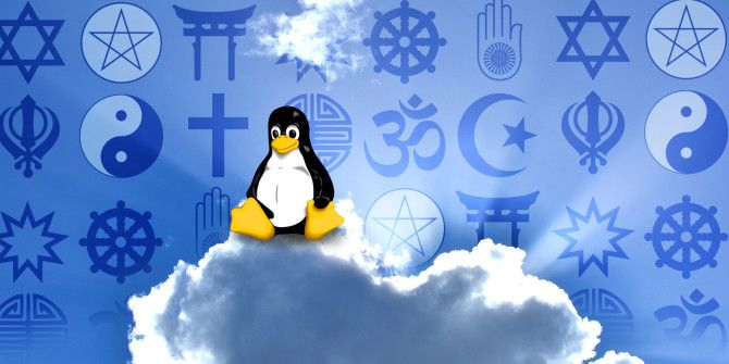 The Most Interesting Religious Distros for Linux