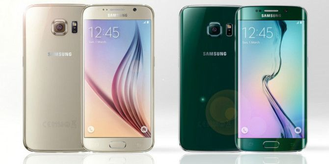 Samsung Reveals Edgier Galaxy S6, Lenovo Cuts the Crapware [Tech News Digest]