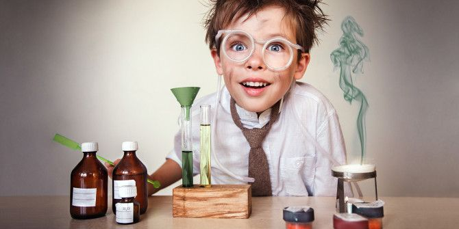 Top 10 Geeky Science Projects You Can Do At Home