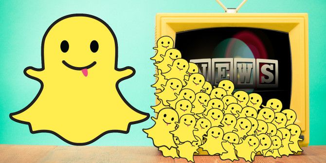 Snapchat's Discover: Why It's a Social News Revolution