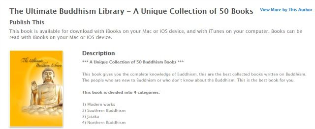 ultimate buddhism library app