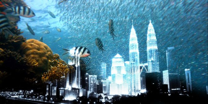 Cool Underwater Cities You Could Live In Some Day