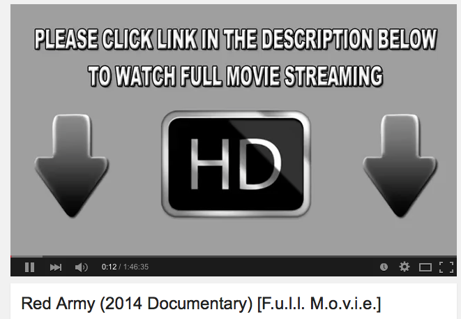 How to Avoid Malware When Viewing Videos on YouTube youtube malware free movie