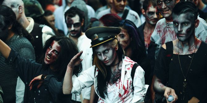 6 Productivity Secrets Hidden in All Zombie Movies