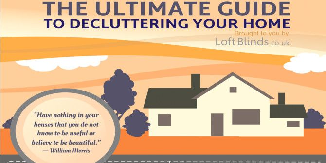 No One Wants a Messy Home – Here's How to Declutter Yours