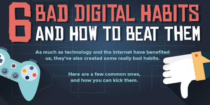 Beat These Bad Digital Habits in No Time