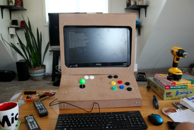 First RetroPie Boot