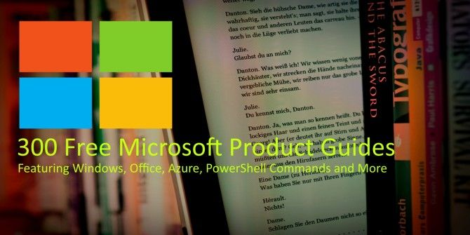 Take it from Microsoft! 8 Best Free Ebooks from MSDN's Huge Collection