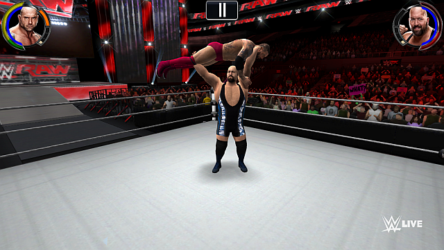 WWE-2K-iOS-Android-Big-Show-Lift