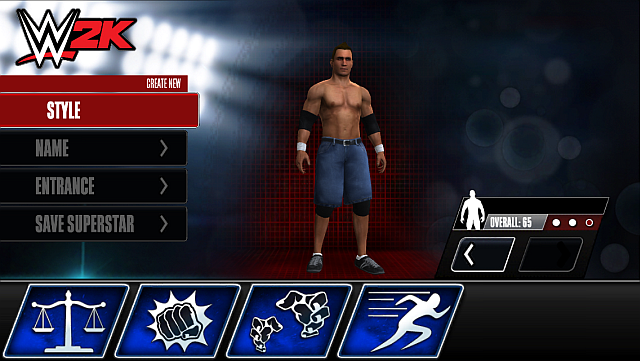 WWE-2K-iOS-Android-Make-Your-Character