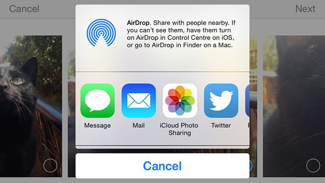 5 iOS Shortcomings Apple Needs to Address airdropfail