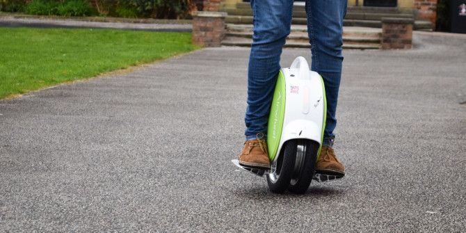 Airwheel Q5 Review And Giveaway