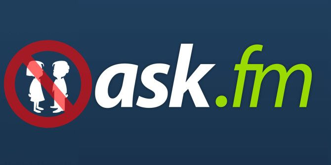 3 Reasons To Keep Your Kids Off Ask.fm