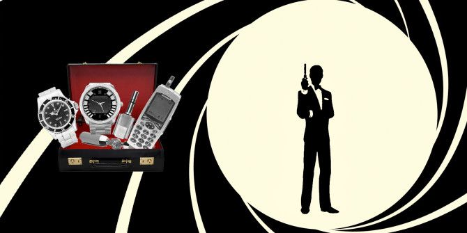 The Best Bond Gadgets Of All Time