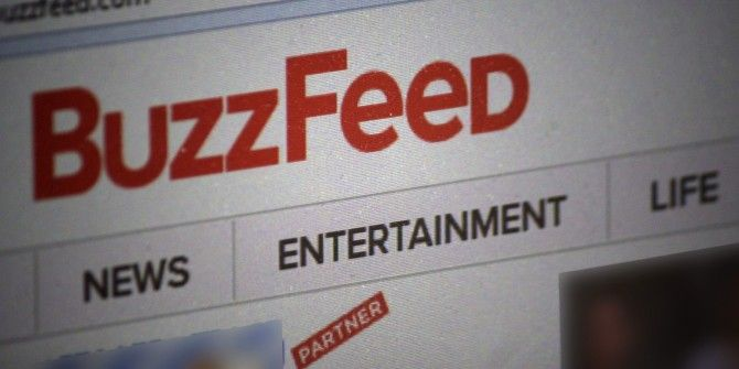 Why Buzzfeed's Business Model is Doomed to Fail