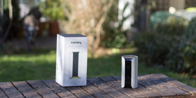 Canary Home Security System Review and Competition