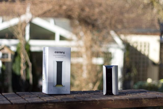 canary home security - overview