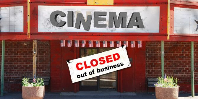Cinema Is Dying How Movie Theaters Can Ensure Their Survival