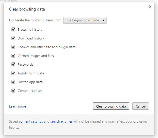 How To Clear Your Data From Google & Attempt To Regain Some Of Your Privacy clearbd2