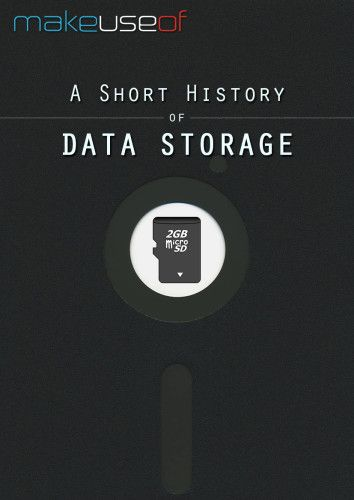 From Punch Cards to Holograms – A Short History of Data Storage