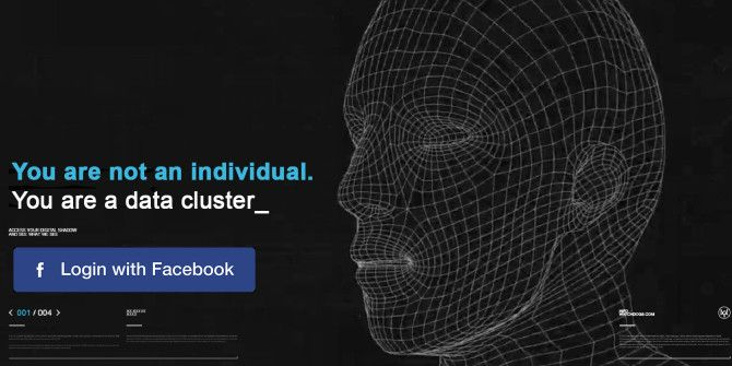 Digital Shadow Exposes What Facebook Really Knows About You