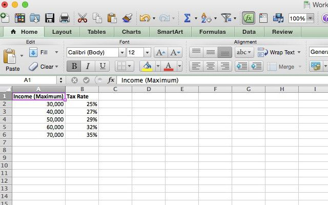 doing your taxes 5 excel formulas you must know