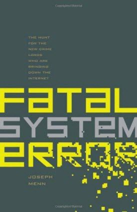 6 Books About Online Privacy & Security You Need to Read fatalsystemerror