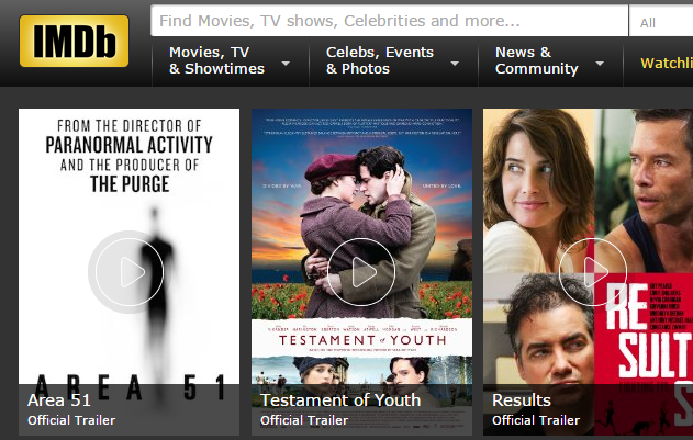 How To Find the Perfect Movie to Watch Right Now imdb