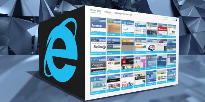 What's the Internet Explorer Gallery All About?