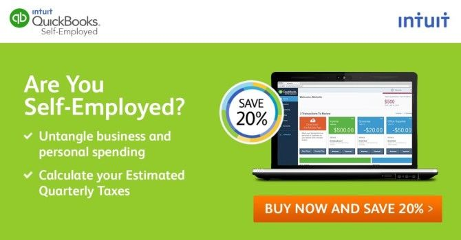 QuickBooks Self-Employed Takes the Hassle Out of Accounting