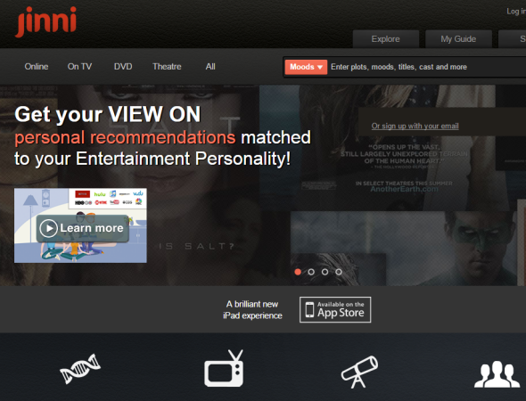 How To Find the Perfect Movie to Watch Right Now jinni