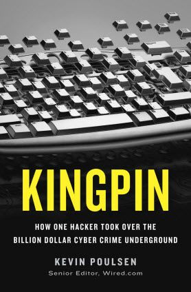 6 Books About Online Privacy & Security You Need to Read kingpin