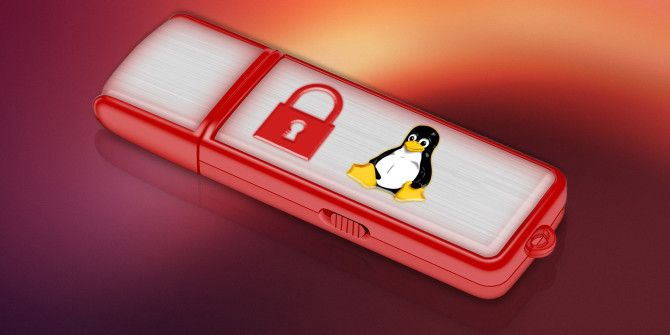 How to Create a Secure USB Drive in Ubuntu with Linux Unified Key Setup