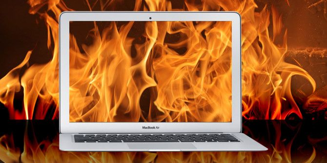MacBook Air Overheating? 5 Things You Can Do