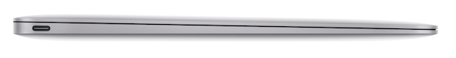 macbook thin