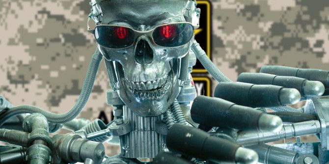 Could the Military Really Build a Terminator?