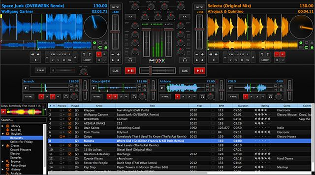 Simple dj software for windows 10