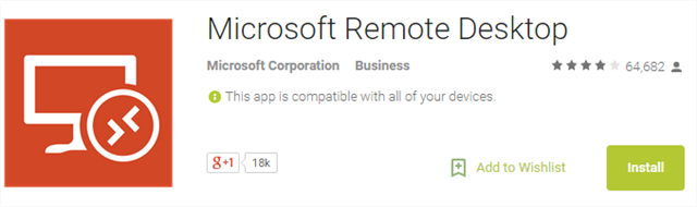 office remote desktop