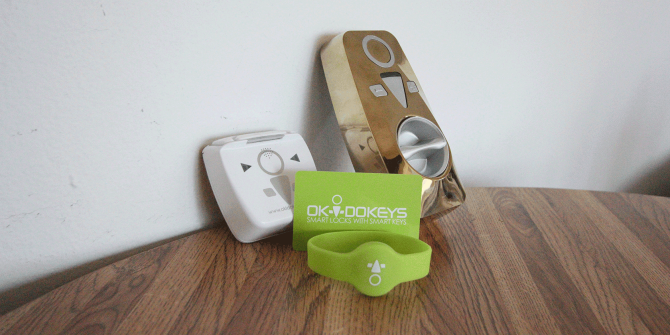 Okidokeys Smart-Lock Review and Giveaway