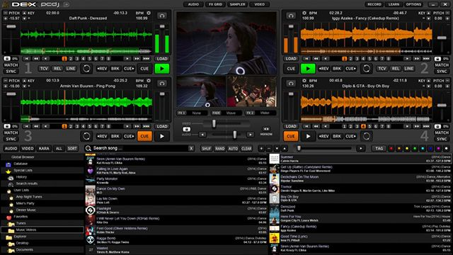 The Best DJ Software For Every Budget pcdjdex
