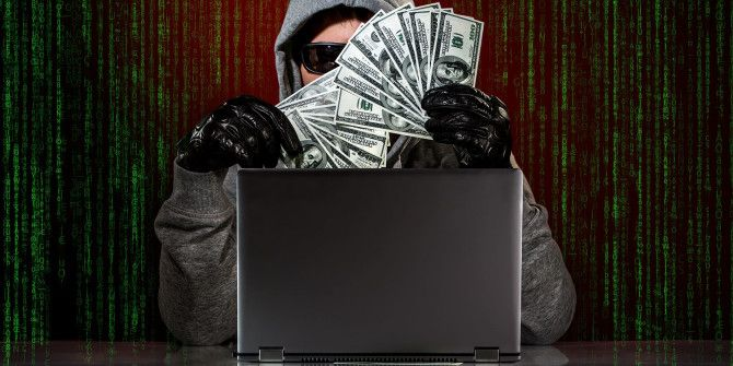 Who Are The Scammers? Following The Money Stolen as Online Fraud