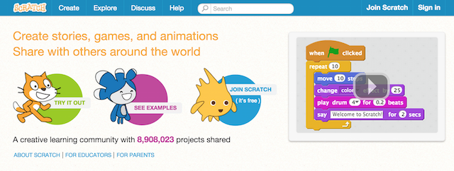 scratch-website-mit