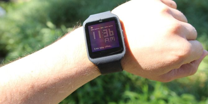 Sony SmartWatch 3 Review and Competition
