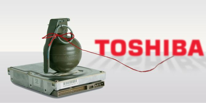 New Toshiba Breakthrough Could Kill the Hard Drive Soon