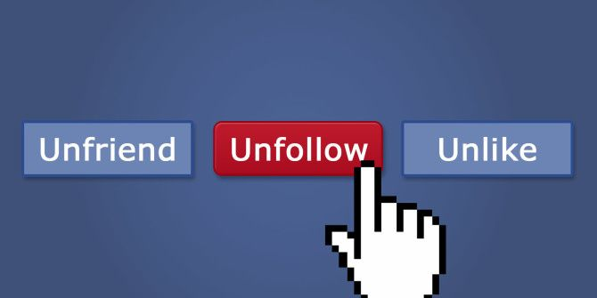 Unfriend, Unfollow, Unlike: The Zen of The Clutter-Free Timeline
