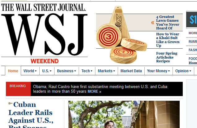The 6 Best Sites for Keeping Up-to-Date With Financial News wallstreetjournal
